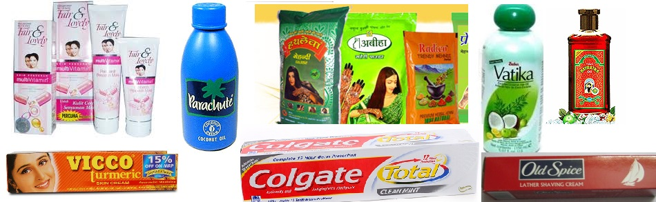 We carry all your favorite Indian cosmetics